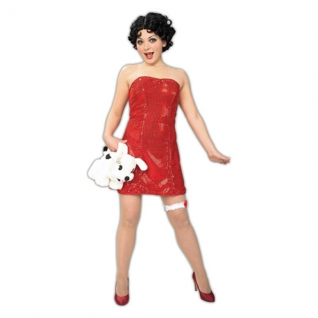 Costume licence Betty Boop adulte
