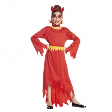 Costume malicieuse diablesse