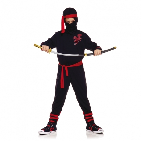 Costume dragon ninja enfant