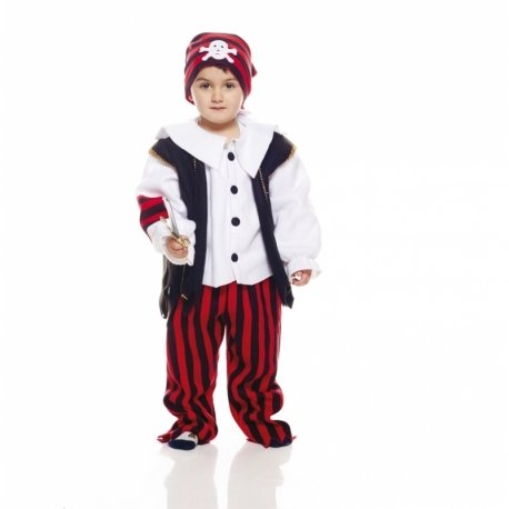 Costume petit pirate