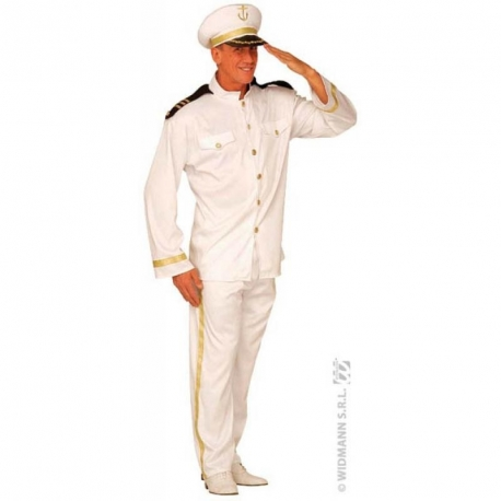 Costume capitaine taille xl