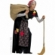 Costume vieille femme taille m