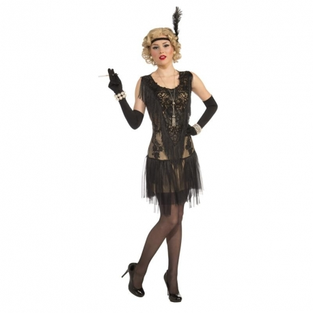 Costume années 20 Lacey Lindy adulte