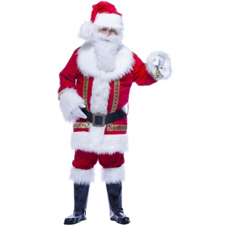 Costume Santa Claus Super