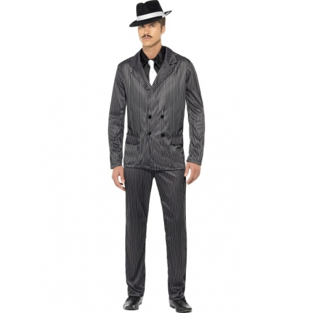 Costume gangster adulte